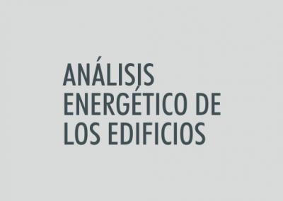 ASIGNATURA Análisis energético de los edificios