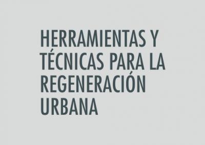 ASIGNATURA Técnicas de diagnostico y análisis para la regeneración urbana